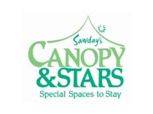 Canopy and stars
